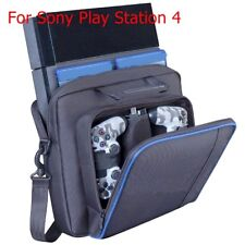 For Sony Play Station 4 PS4 Pro Game Console Travel Carry Shoulder Bag Cover New