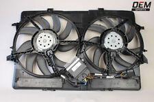 08 - 2012 AUDI Q5 8R A4 B7 A5  3.2L ENGINE COOLING FAN ASSEMBLY OEM 8K0121003P