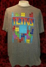 XXL Savvy Tetris T-shirt Punk Rock Retro Classic Game