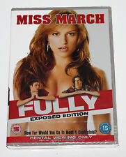 MISS MARCH - DVD - NEW IN SEALED BOX