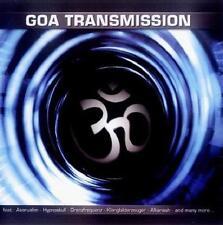 GOA TRANSMISSION = Hypnoskull/Alkanash/Asarualim...= CD = PSY TRANCE PROGRESSIVE