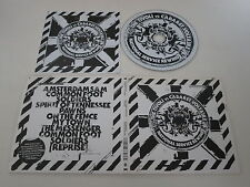 THE TIVOLI VS CABARET VOLTAIRE/NATIONAL SERVICE REWIND(SHIVA/18CD)CD ALBUM
