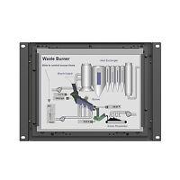 "LILLIPUT TK970-NP/C 9.7"" 1024X768 IPS Metal Open Frame HDMI VGA DVI AV No-Touch"