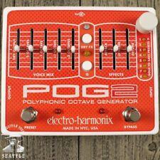 Used Electro-Harmonix POG2 Polyphonic Octave Generator