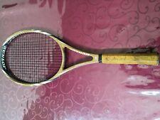 John McEnroe Custom Dunlop Biomimetic Pro Stock autograph 4 5/8 Tennis Racquet