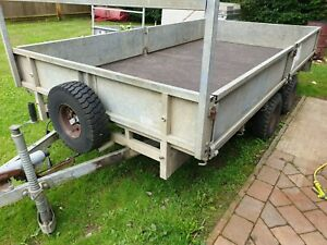 Ifor Williams 12ft Trailer