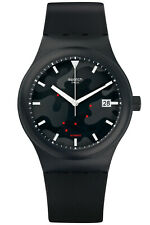 Swatch Sistem51 Automatic Men's Watch Sistem Clouds SUTA401