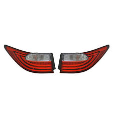 NEW PAIR OF OUTER TAIL LIGHTS FIT LEXUS ES300H 2013-2015 LX2804113 81561-33560