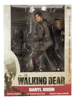 """The Walking Dead - Daryl Dixon 10"""" Action Figure (Bloody Version)"""