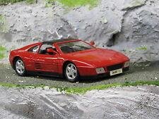 Maisto Ferrari 348 TS 1:18 Red
