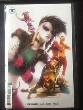 Teen Titans #22 Garner Variant Cover NM