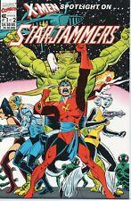 X-Men Spotlight on... Starjammers #1 (1990, Marvel)  NM