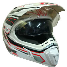 Viper Rs-v188 Stream DVS Enduro ATV Quad MX Motorcycle Motocross Helmet Red XS