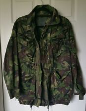 Genuine military jacket camouflage army print cotton field parka jacket