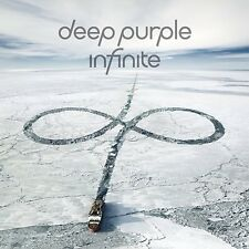 DEEP PURPLE Infinite 2017 Limited Edition CD + DVD digipak NEW/SEALED