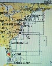 Garmin Blue Chart Bermuda & US East Coast MUS028R Data Card Marine Chart Map