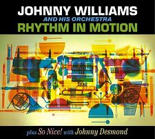 Johnny Williams: Rhythm In Motion + So Nice! (2 Lps On 1 Cd)