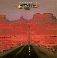 Eagles - The Best Of - Eagles CD 1RVG The Cheap Fast Free Post