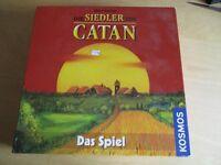Spiel Die Siedler von Catan Das Spiel neuere Version KOSMOS NEUWERTIG
