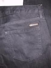 Burberry Brit Men's Jeans STEADMAN Straight Leg Charcoal Size 32 x 32L NWOT