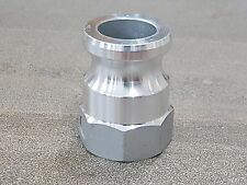 "1"" BSP Camlock - Type A - Aluminium - Camlocks - (25mm)"