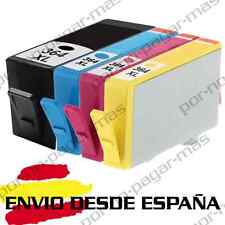 4 CARTUCHOS NON OEM PARA HP364XL HP 364 XL CON CHIP PHOTOSMART 7510 7520 5520