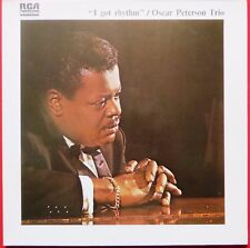 "33 T.  OSCAR PETERSON TRIO           "" I GOT RHYTHM"""