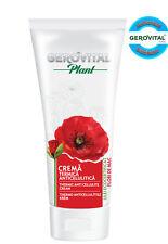 Gerovital Plant Thermic Anti-Cellulite Cream, Parabens Free, 200 ml
