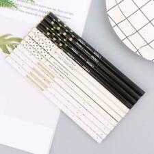 12pcs 2B Wood Pencil Pen Stationery For Writing Drawing Office School Supplies