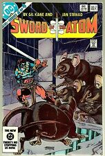 1983 DC-Sword of the Atom #2 of 4-A Choice of Dooms-Art-Gil Kane-60 Cents-F-VF