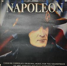 "OST - NAPOLEÓN - FRANCIS FORD COPPOLA - CARMÍN COPPOLA LP 12"" (S444)"
