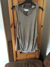 Next Maternity Size 10 Good Sleeveless Knit Vest (B12)