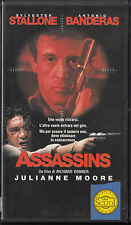 Assassins (1995) VHS