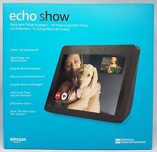 Amazon Echo Show 2. Gen., Smarthome, Sprachsteuerung, schwarz -Neu & OVP Händler