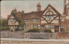 CPPC Old Houses North Street Horsham Sussex 1915 BEF