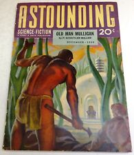 Astounding Science-Fiction – US pulp – December 1940 – Vol.26 No.4 - Van Vogt