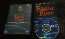 THE NIGHT FLIER (R2 DVD) 'STEPHEN KING' RARE