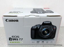 *NEW OPEN BOX*Canon EOS Rebel T7 DSLR Camera