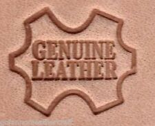 Craftool Leather/Clay Embossing Stamp - Genuine Leather (66605-00)