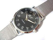 Silver Tone Men's Dress Watch Item 4506