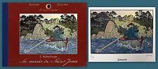 Livre JUILLARD 1998 Dargaud Barbe Rouge La marée de Saint Jean + XL signé 20x26