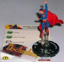 YOUNG SUPERMAN #007 #7 Legion of Superheroes LSH DC HeroClix
