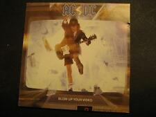 "AC/DC ""BLOW UP YOUR VIDEO"" - CD"