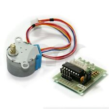 DC 5V Stepper Step Motor + Driver Test Module Board ULN2003 For Arduino