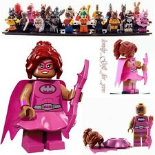 LEGO Minifigures Batman The Movie | 71017 Collectible New No: 10 Pink Power