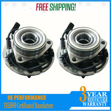 Brand New Pair Wheel Bearing and Hub Assembly 515036 for Chevy GMC Truck 4X4 4WD