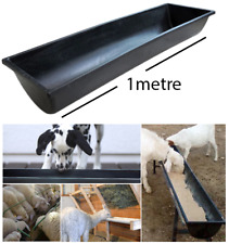Large UV resistant outdoor bowl trough pet farm animal dog cow horse sheep food