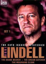 Unni Lindell: Set 1 (DVD, 2014, 3-Disc Set) TV Series NEW Sealed