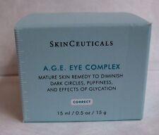 Skinceuticals A.G.E Eye complex 15ml/0.5oz, NEW IN BOX, FRESH