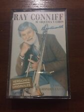 RAY CONNIFF EL CONTINENTAL MC K7 CASSETTE TAPE CINTA - 12 TRACKS MUY BUEN ESTADO